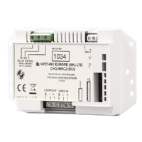 HOCHIKI CHQ-MRC2(SCI) Mains Relay Controller with SCI